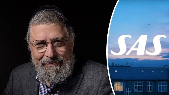 """Dan Korn om SAS-reklamen: """"Handlar helt klart om elit mot folk"""""""