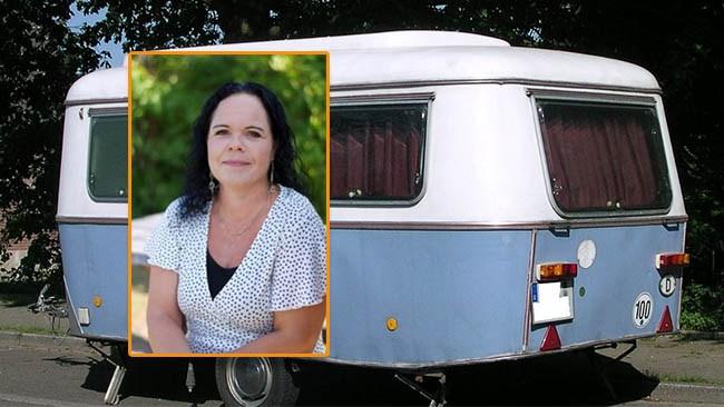"""Anklagade mannen om husvagnsbråket med S-politikern: """"Det är lögner"""""""