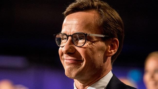 Partiledardebatten: Kristersson bäst i test