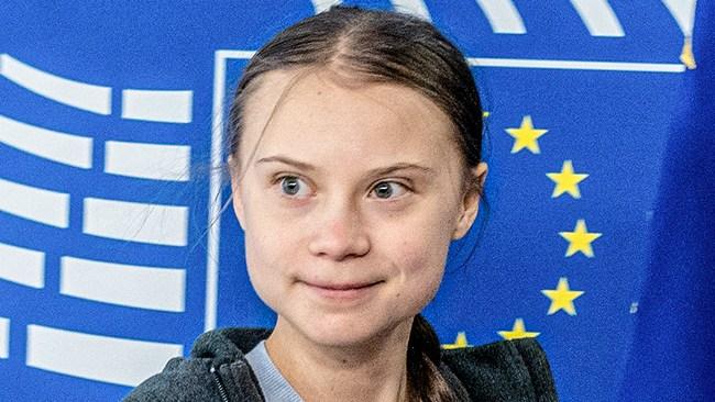 Greta Thunberg tar över Dagens Nyheter för en dag