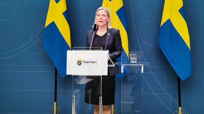 Magdalena Andersson: Därför tar inte staten hela kostnaden för korttidspermitteringarna