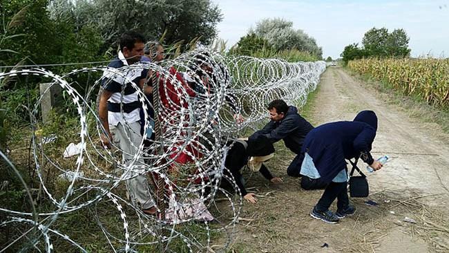 EU-domstolen: Olagligt att inte ta emot migranter