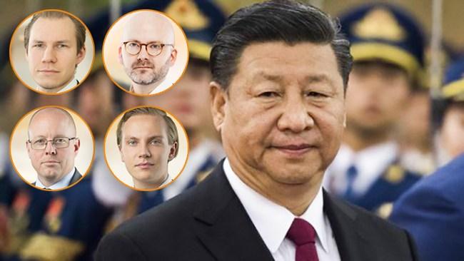 Coronapandemin visar vikten av att den fria världen står enade mot diktaturens Kina