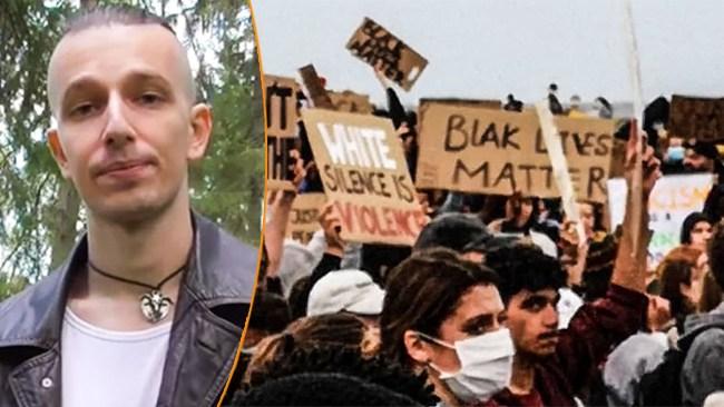 Black lives matter är en vänsterradikal hatgrupp