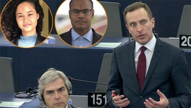 EU-parlamentet skämmer ut sig med Black Lives Matter