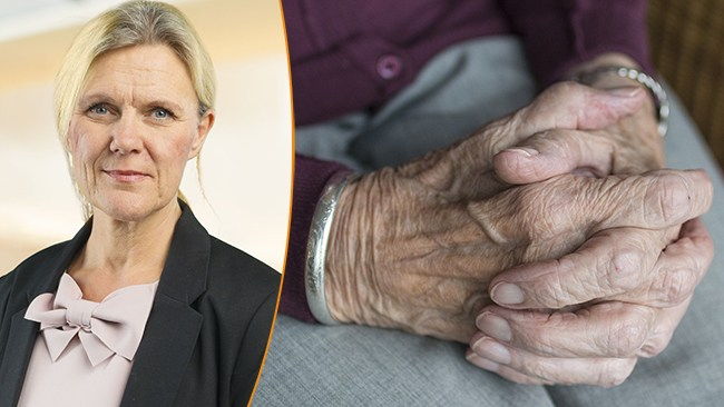 Inför krav på kunskaper i svenska språket för Sveriges omsorgspersonal