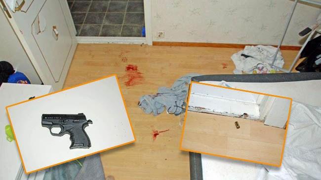 Dödade sin flickvän med ett skott i huvudet – döms för grovt vållande till annans död
