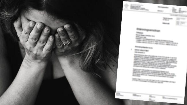 Åtalet: Turades om att våldta tonårig flicka