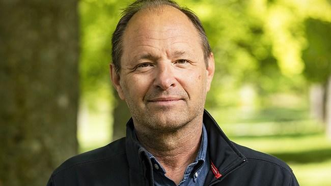 """Björn Olsen: """"Att ha munskydd blir en altruistisk handling"""""""