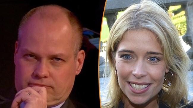 Uppgifter: Johansson och Strandhäll har inlett kärleksrelation