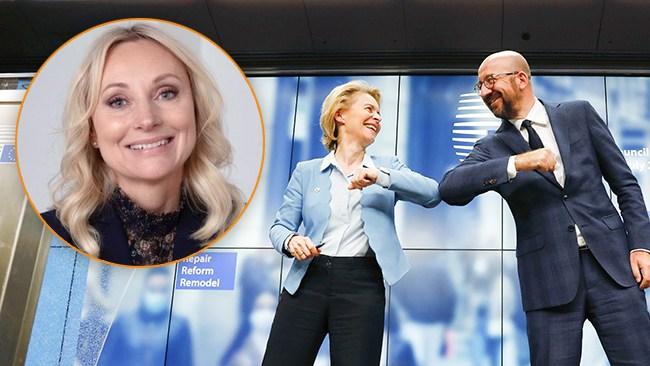 Svenskarna har inte röstat för att göra EU till en superstat