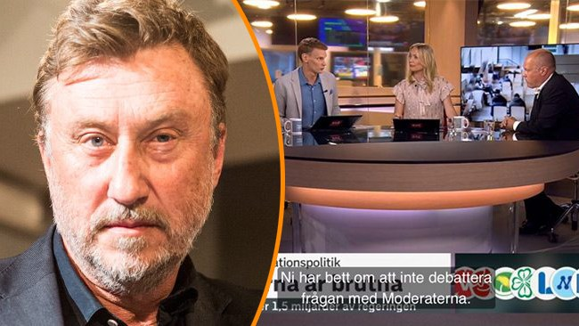 """Janne Josefssons sågning av SVT: """"Som en parodi"""""""