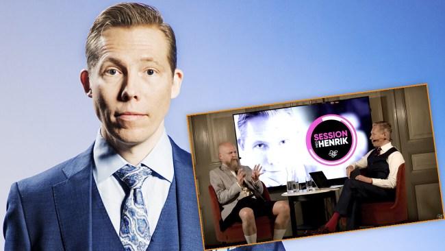 """Henrik Jönsson: """"Riktiga entreprenörer är krigare"""""""