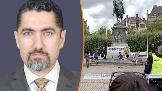 Sverige har i praktiken fått blasfemilagar