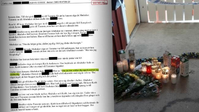 Förundersökningen visar att åklagaren ljög om Tommie Lindh