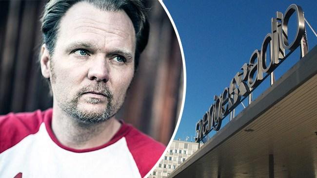 """Ganman om rasuppropet på SR: """"Förvånad att det tog så länge"""""""