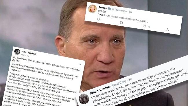 """Dagen som statsministern kom ut som rasist"""