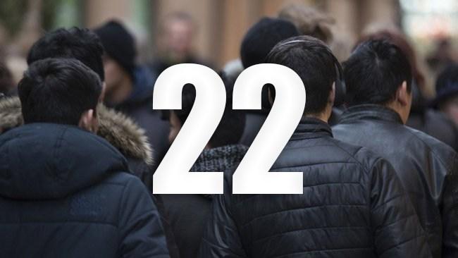 Gymnasielagen: 22 afghaner har lämnat Sverige