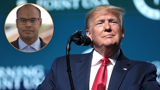 Berggren: Konservativa behöver konfrontera Trumps konspirationsteorier om valfusk