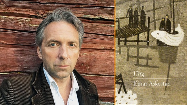 "Einar Askestad om nya boken: ""Gestaltad, ren filosofi"""