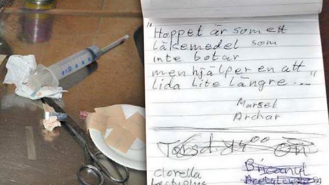 Sänkt straff för make som hjälpte sin svårt sjuka hustru att dö
