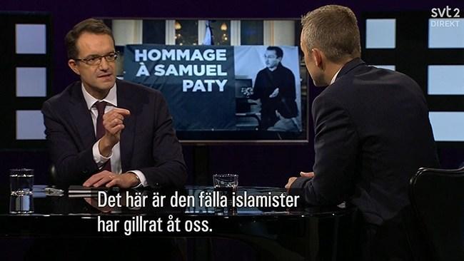 Här ger ambassadören SVT svar på tal om islamism