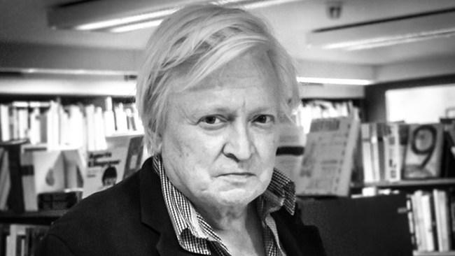 Kultförfattaren Stig Larsson: Dagens Nyheter försökte sätta dit mig