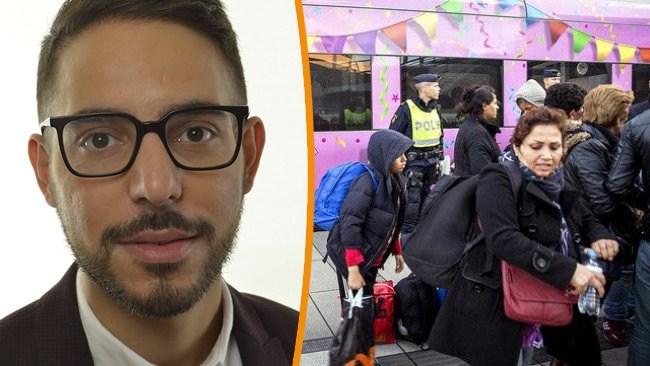 Göteborgsliberalen: Sveriges problem beror inte på stor invandring