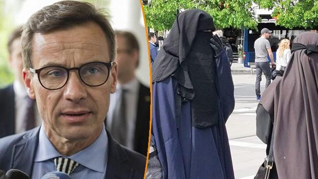 """Kristersson: """"Islamism är ett allvarligt hot"""""""