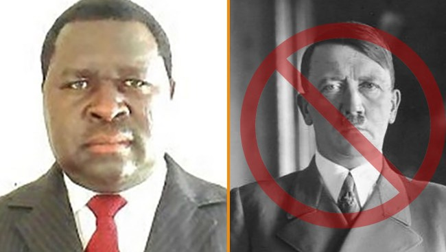 "Adolf Hitlers besked efter valsegern i Namibia: ""Jag strävar inte efter världsherravälde"""