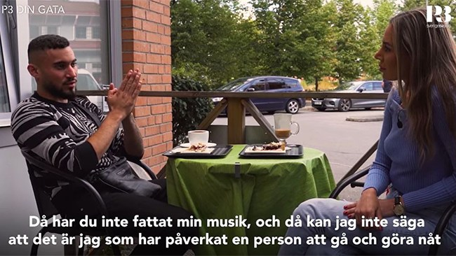SR-hyllad rappare häktad – misstänks för kidnappning av rapartisten  Einár