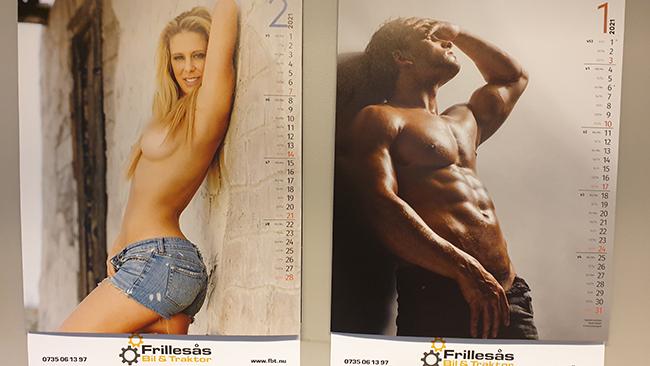 Nakenkalender