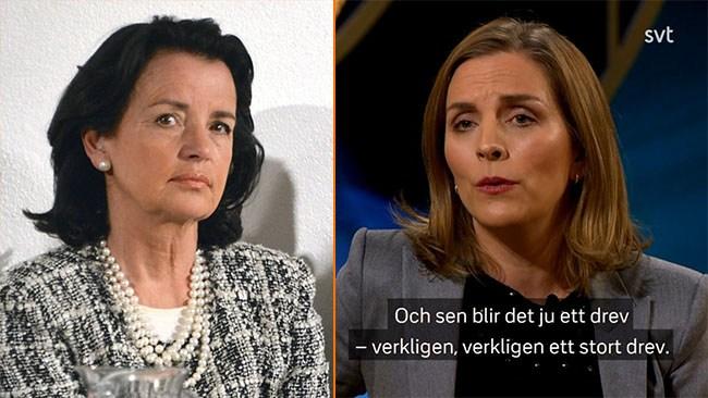 """Ramberg sågar Ardin efter Assange-intervju: """"Den förorättade damen"""""""