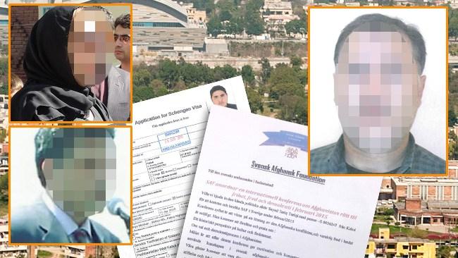 Frifräsaren i Islamabad – viseringar för miljoner på villovägar