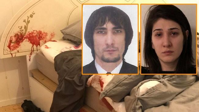 Två döms för mordförsök på tjetjensk regimkritiker i Gävle