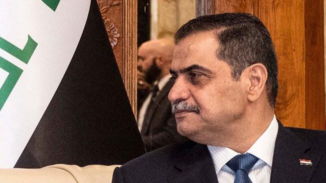 Iraks tidigare försvarsminister ger upp – lägger ned processen att bli folkbokförd i Sverige