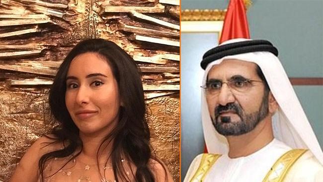 Uppgift: Prinsessa hålls fången av sin far i Dubai
