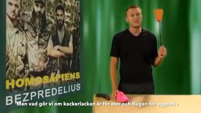 Därför förlorar Navalnyj status som samvetsfånge