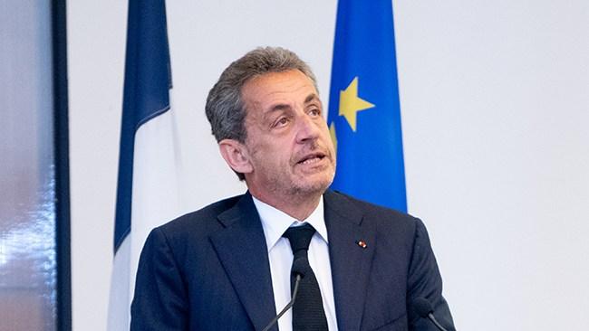 Förre presidenten Sarkozy överklagar fängelsedomen för korruptionsbrott