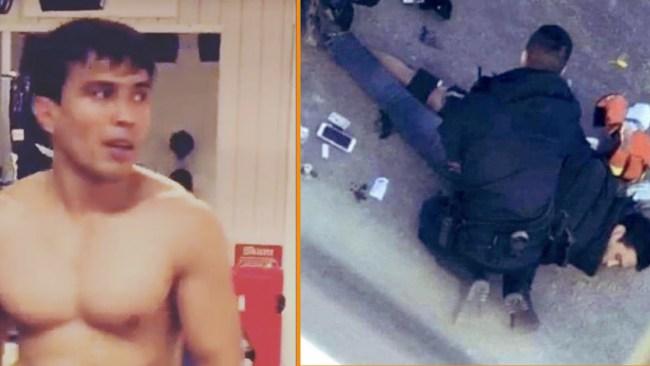Tamim Sultani misstänks ha huggit ner sju personer i Vetlanda