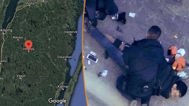 Misstänkt terrorattack i Vetlanda – flera svårt knivskadade