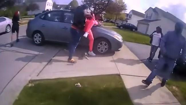 Tonåring sköts ihjäl under knivattack – amerikanska vänstern till nya angrepp på polisen