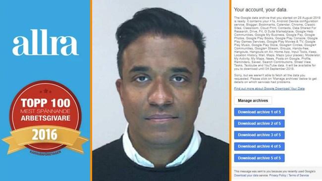 Allra-torped döms för dataintrång mot journalist