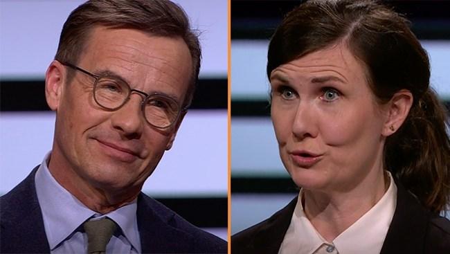 Kristersson: Vi river upp den nya migrationslagen efter valet