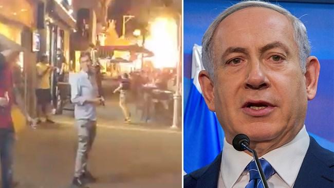 Eskalerande konflikt mellan Israel och Hamas – bombregn över Tel Aviv