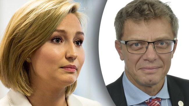 """C-politikerns KD-kritik: """"Var finns slöjan och den mörka hudfärgen"""""""