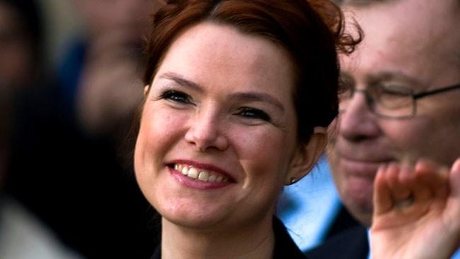 """Danska toppolitikerns öppna brev till syriska migranter: """"Dags att åka hem igen"""""""