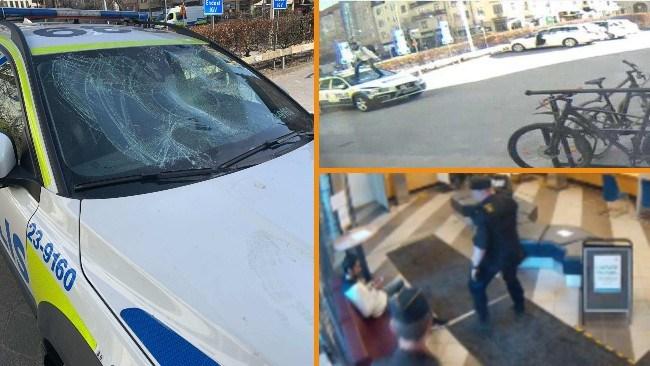 Man rånade ICA och angrep polisbil –ville få fängelse för att komplettera betygen