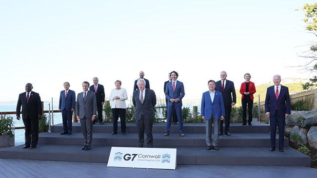 Mathiasson: Den dolda agendan bakom G7-mötet