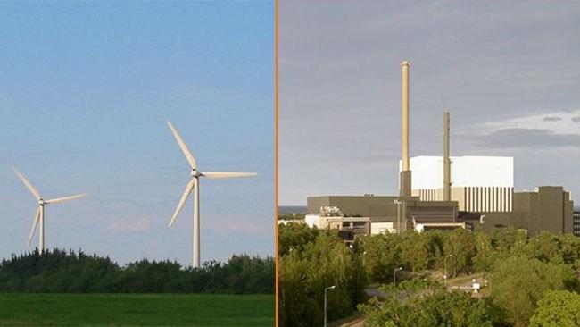 Kärnkraften bäst för klimatet
